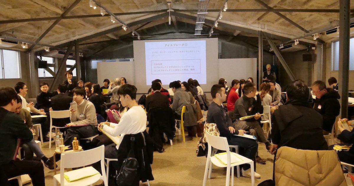 企画|未来のコンビニを考えるワークショップレポート | 100BANCH