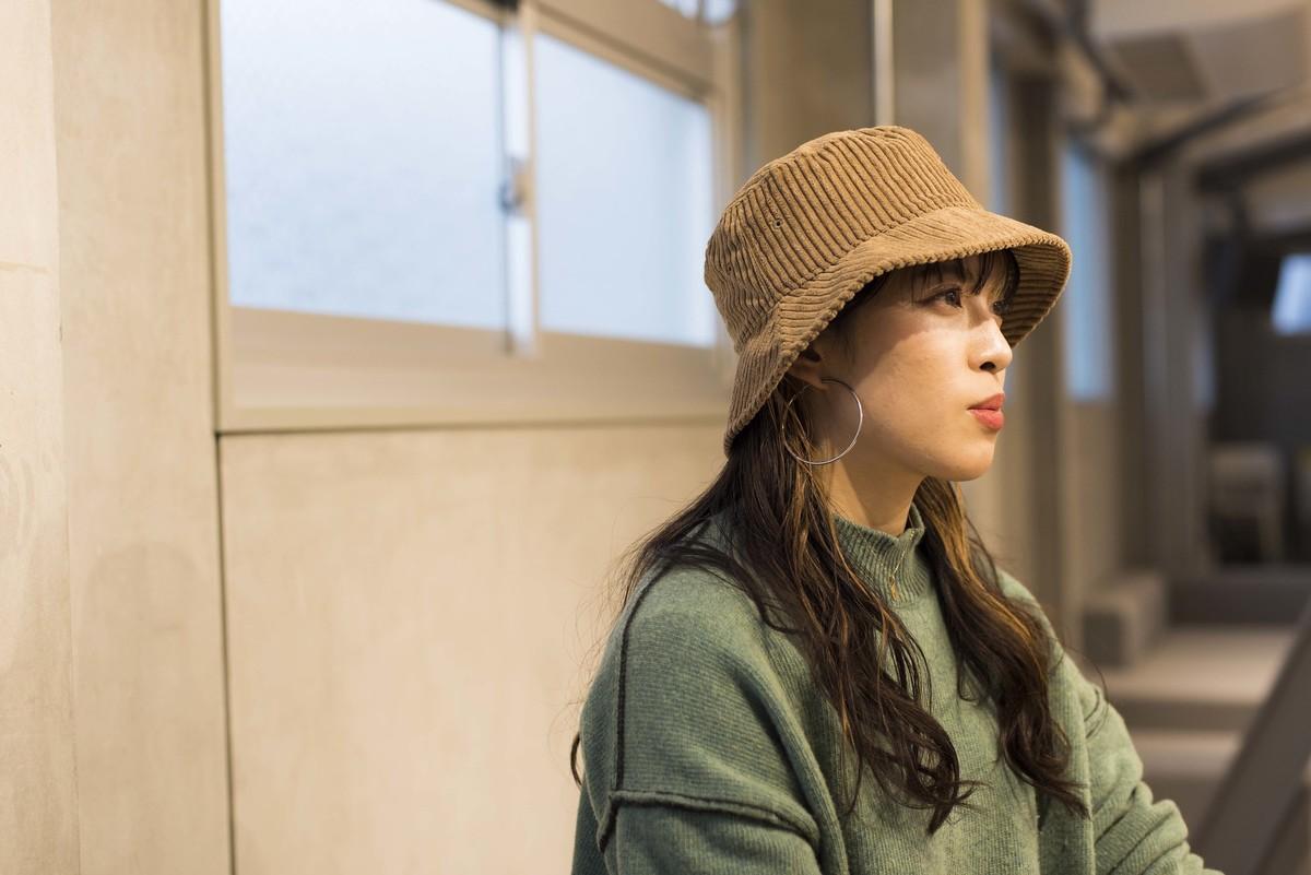 100BANCHの活動で未来を語るなっとう娘 鈴木真由子さん